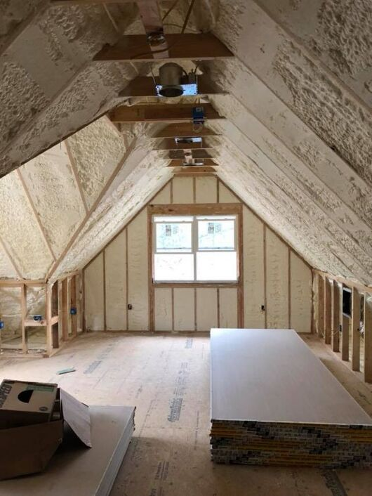 Foam Insulation Chicago