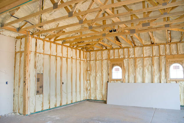 Installed Spray Foam Insulation Danville IL