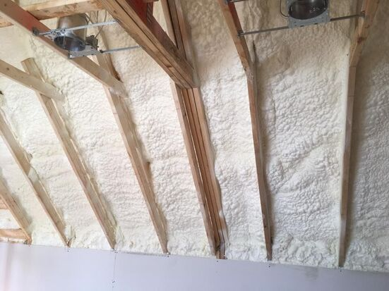 Spray Insulation Bloomington IL