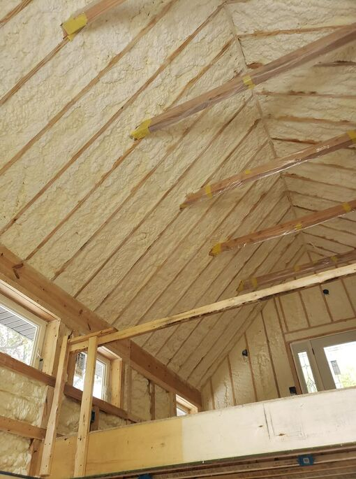 Spray Foam Insulation Bloomington