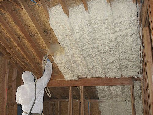 Spray Insulation Peoria IL